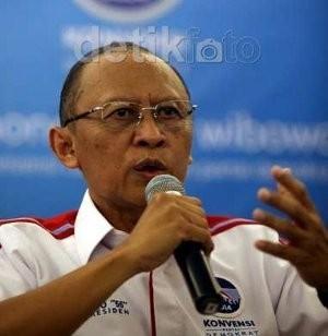 Pramono Edhie: Demokrat Tetap Katakan Tidak Pada Korupsi!