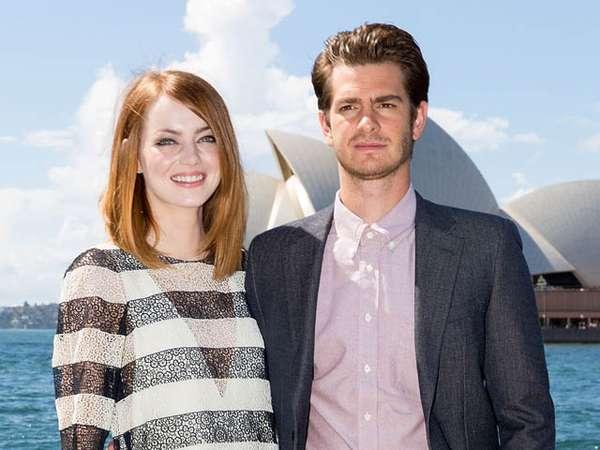 Keserasian Emma Stone dan Andrew Garfield