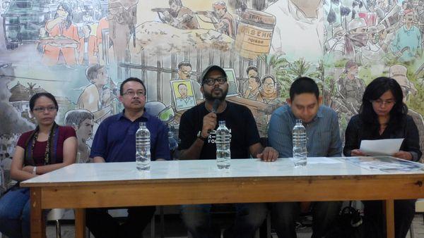 Rekomendasikan Caleg Bersih, KontraS Dkk Launching Bersih2014
