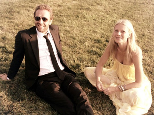 Momen-momen Gwyneth Paltrow dan Chris Martin