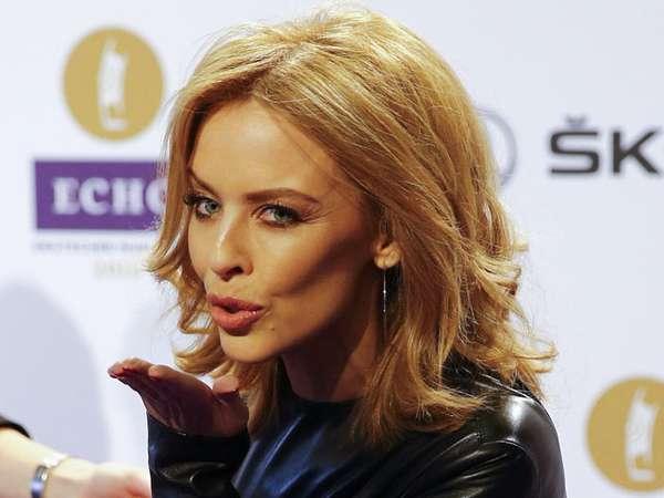 Pesona Kylie Minogue di Echo Music Awards 2014