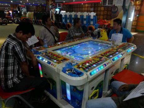 Polisi Gerebek Praktik Judi Berkedok Permainan Anak Di Pekanbaru