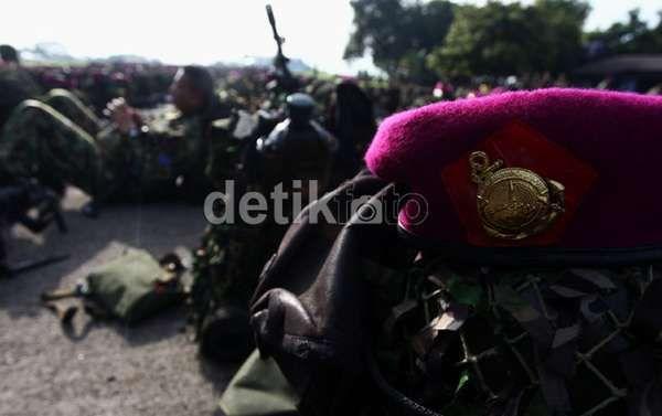 60 Perwira Tinggi TNI Dimutasi, Pangdam Jaya dan Kapuspen TNI Diganti