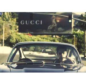 Foto: James Franco Sutradarai Sekaligus Bintangi Iklan Kacamata Gucci