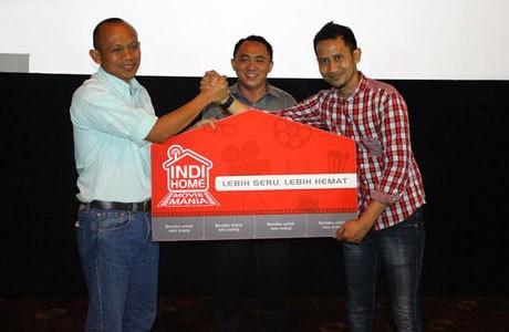 Pelanggan Telkom IndiHome Dirayu Nonton Film Gratis
