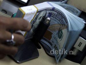 Pasca Pileg, Dolar Bercokol di Rp 11.300