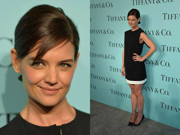 Simple and Stylish Katie Holmes