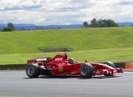 Ferrari untuk Formula 1 (BBC)
