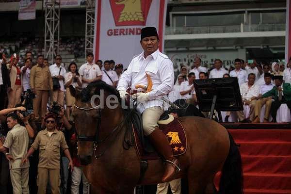 Cerita Tentang Prabowo dan Tim Paspampres-nya