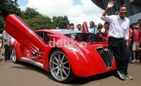 Ini Dia Mobil-mobil Listrik Buatan Indonesia