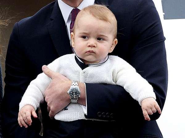Pipi Chubby Pangeran George