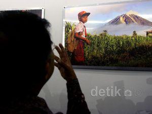 Launching Buku dan Pameran Foto Sinabung Kelud