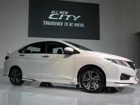 Honda City Model Terbaru - Syubhan - detikOto