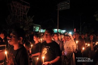 Semana Santa, Perayaan Paskah yang Meriah di Larantuka