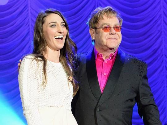 Kolaborasi Sara Bareilles dan Elton John
