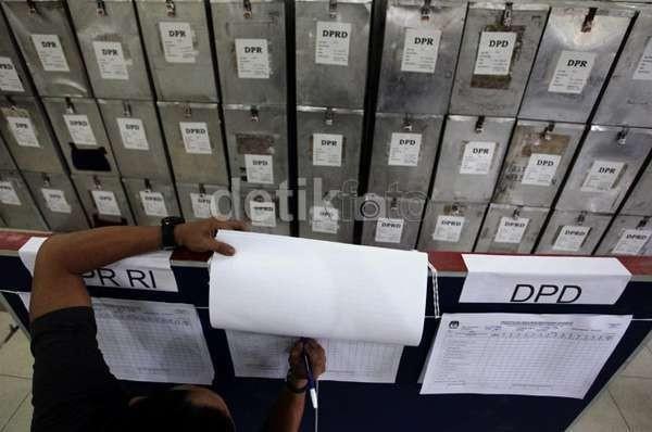 Golkar Tumbangkan PDIP di Dapil Jateng II, Nusron Wahid Nomor Wahid