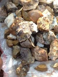 Batu Akik di Tanah Kosong Cilandak, Berharga Atau Tidak?