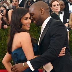 Dapat Surat Nikah, Kim dan Kanye Resmi Jadi Suami Istri?