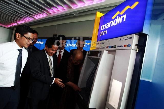 Rekening Beberapa Nasabah Bank Mandiri Dibobol Dari Kanada Dan Malaysia