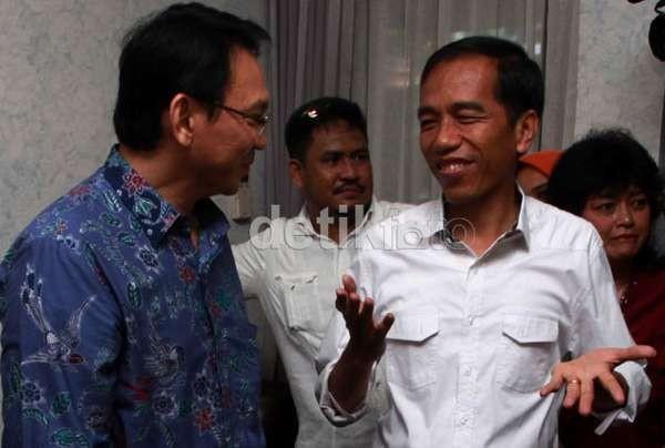 Cerita Soal Pencapresan, Jokowi: Lagi Enak Kerja di DKI, Disuruh Maju
