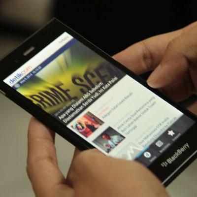 BlackBerry Jakarta: BB 10 yang Tak Sekadar Murah