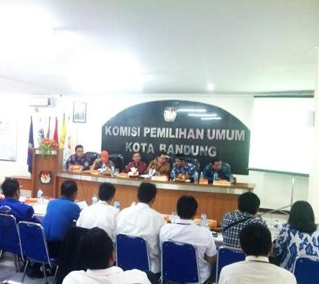 Ini Nama 50 Calon Terpilih Anggota DPRD Kota Bandung