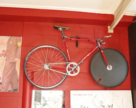 8 Sepeda Percantik Rumah Agus Kuncoro