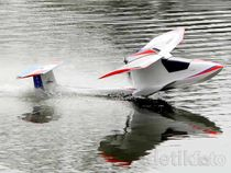 Flying Boat Karya Anak Bangsa