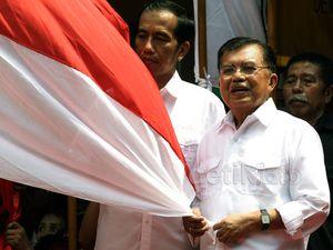 Duet Jokowi-JK Resmi Dideklarasikan