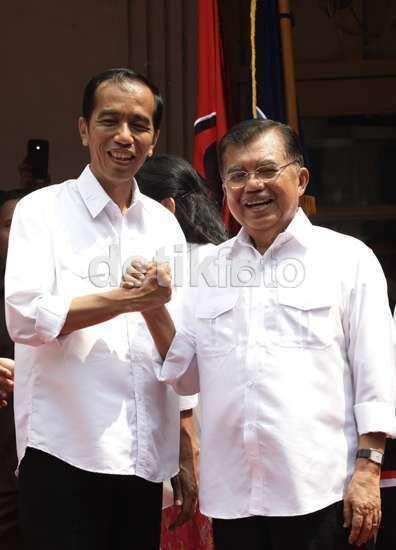Ini Visi Misi Jokowi-Jusuf Kalla