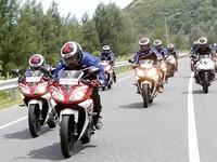 Menjajal Yamaha R15 di Medan Ganas