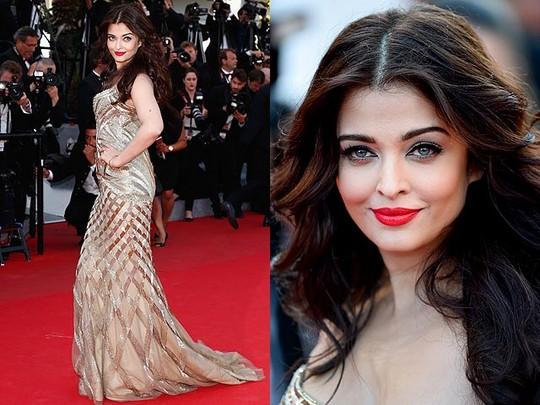 So Gorgeous, Aishwarya Rai Menawan di Festival Film Cannes