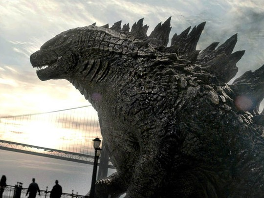 Teror Si Monster Legenda di Film Godzilla
