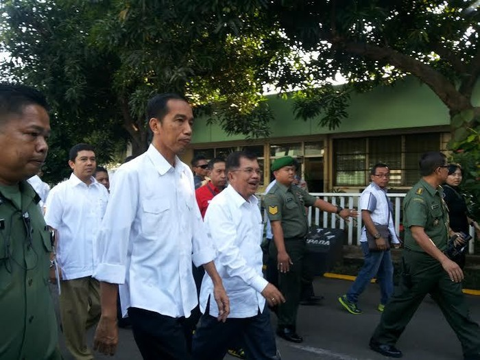 Adu Pendapat Seputar Pilpres Dalam Soal Psikotes Jokowi Gambar