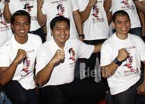 Chris John Cs Dukung Jokowi-JK