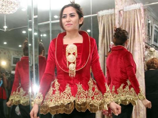 Mengintip Gaun Pernikahan Cinta Penelope