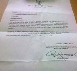 Beredar Surat Jokowi ke Kejagung, Dirdik: Kami Tidak Pernah Panggil Jokowi