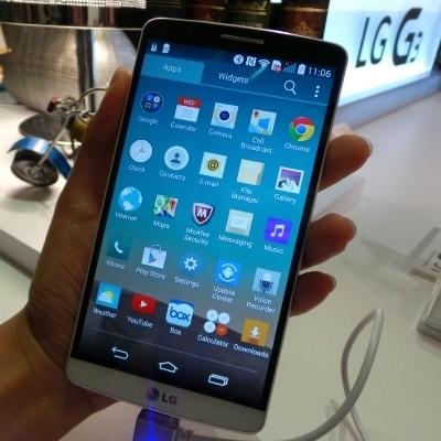 LG G3: Bertabur Fitur Pintar