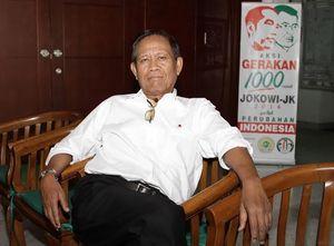 Sambangi Kantor PKB, Tarzan Cs Bicara Soal Dukungan untuk Jokowi-JK