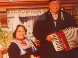 Traveling ke Volendam, Bertemu Mantan Presiden Megawati