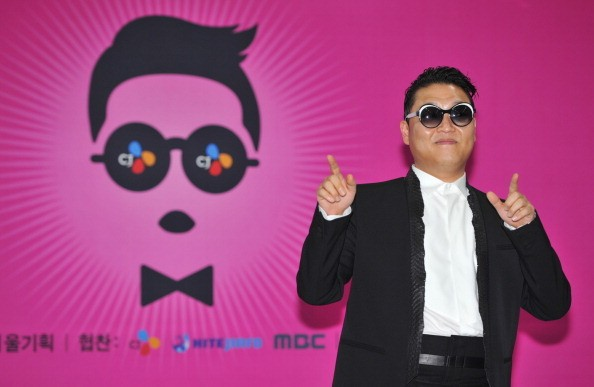 Psy (gettyimages)