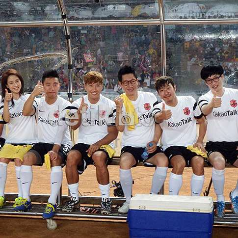 running man asian dream cup indonesia