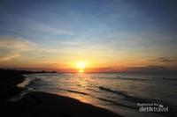 Sunset di Gua Manik Jepara