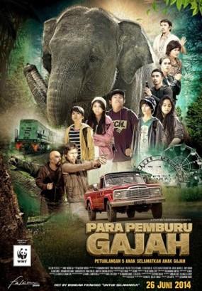 Falcon Pictures Hadirkan Film Petualangan Anak Para Pemburu Gajah