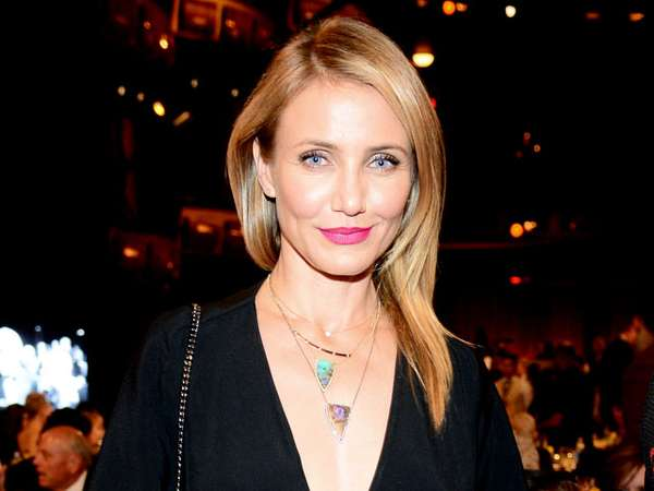 Cameron Diaz Elegan di AFI Lifetime Achievement Award