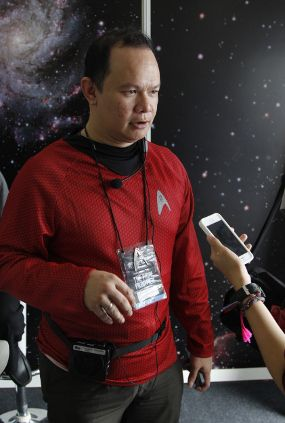 Yuk, Berkenalan dengan Indo Star Trek