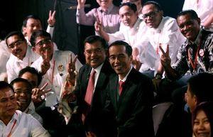 Jokowi-JK Lebih Moncer di Sosial Media