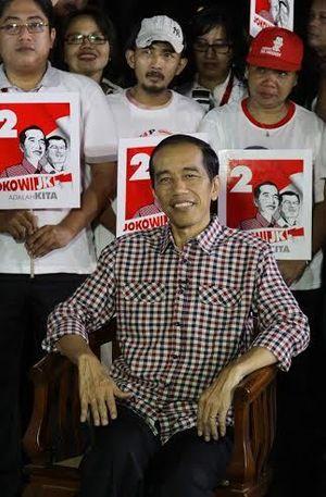 Jokowi: Konser Revolusi Mental Bagus untuk Jaring Pemilih Muda