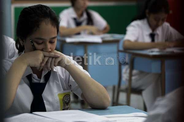 Ini Peringkat Pertama UN SMP di 35 Provinsi
