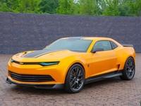 3 Robot Chevrolet di Film Transformers